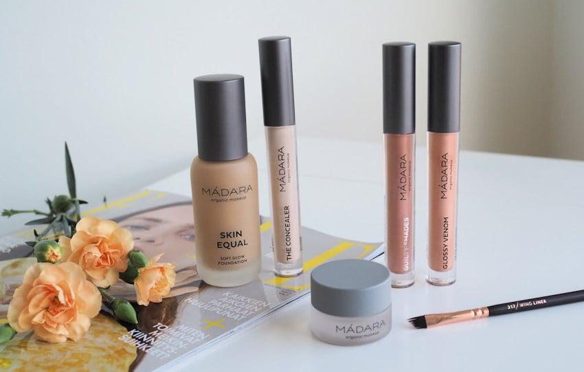 Organic Makeup Natural Beauty