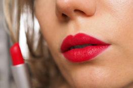 best red lipstick jane iredale gwen