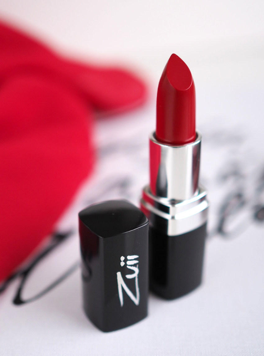 best red lipstick zuii classic red
