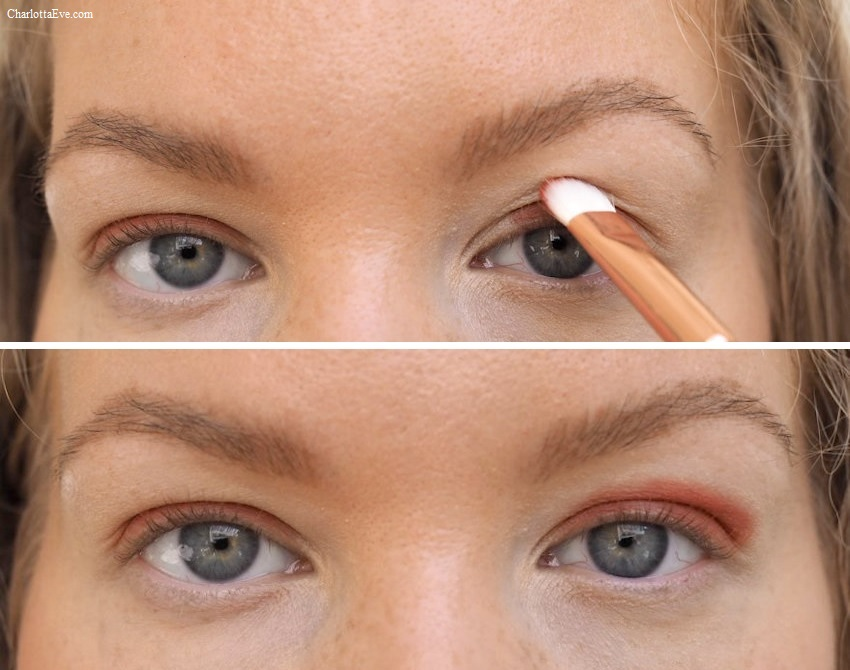how to apply eyeshadow on deep set eyes tips