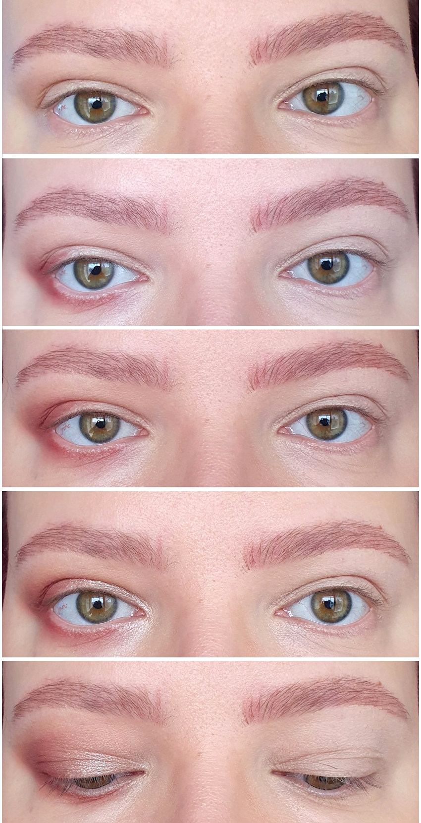 Almond eyes slightly hooded makeup tips
