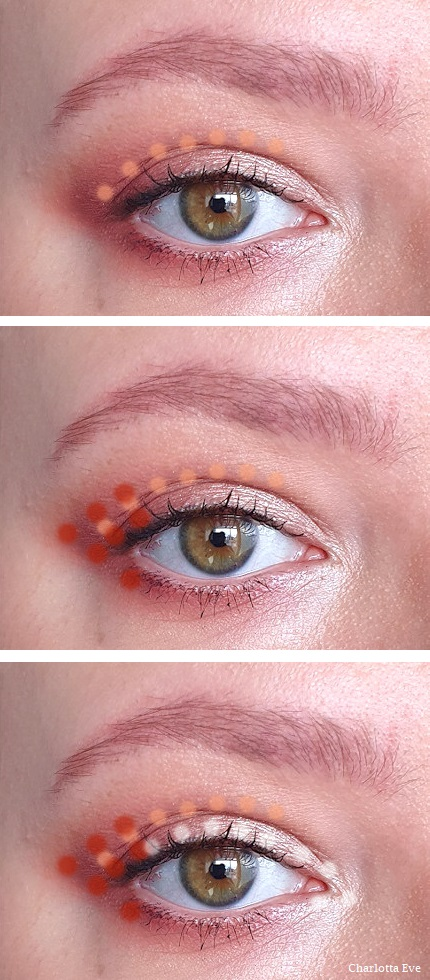 makeup for almond eyes how to apply eyeshadow