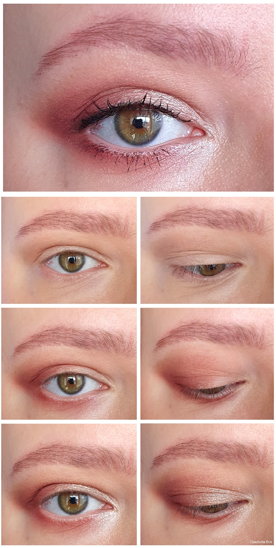 makeup for almond eyes tutorial