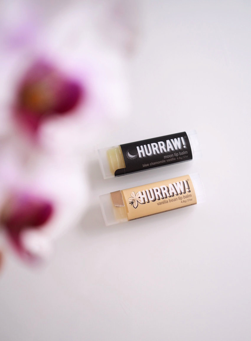 the best natural lip balms hurraw