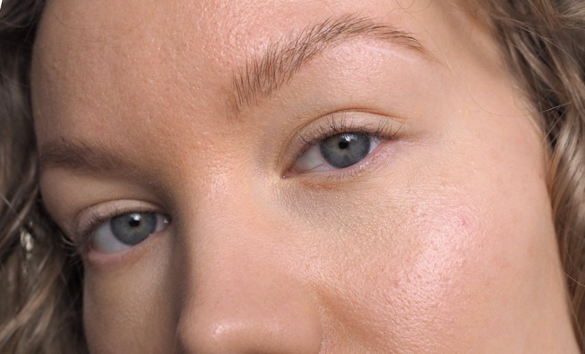 brow lift makeup fresh skin