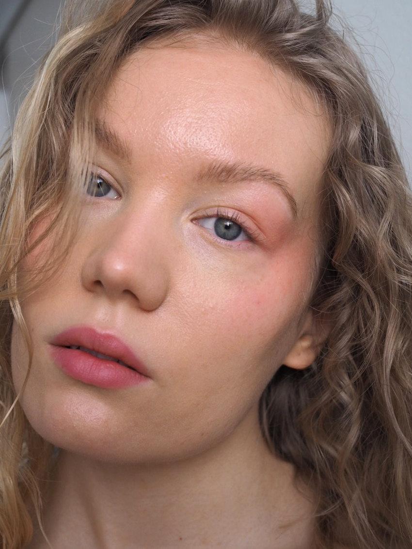 natural blush makeup