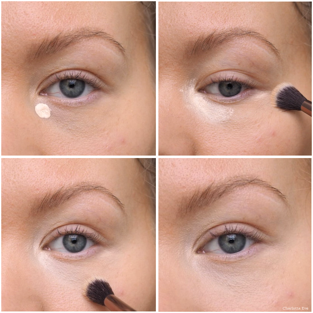 how to brighten and hide dark circles