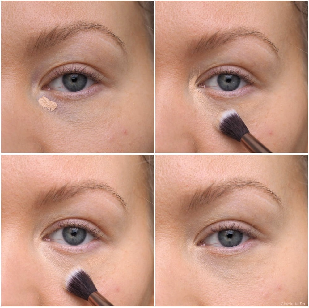 how to neutralize and hide dark circles