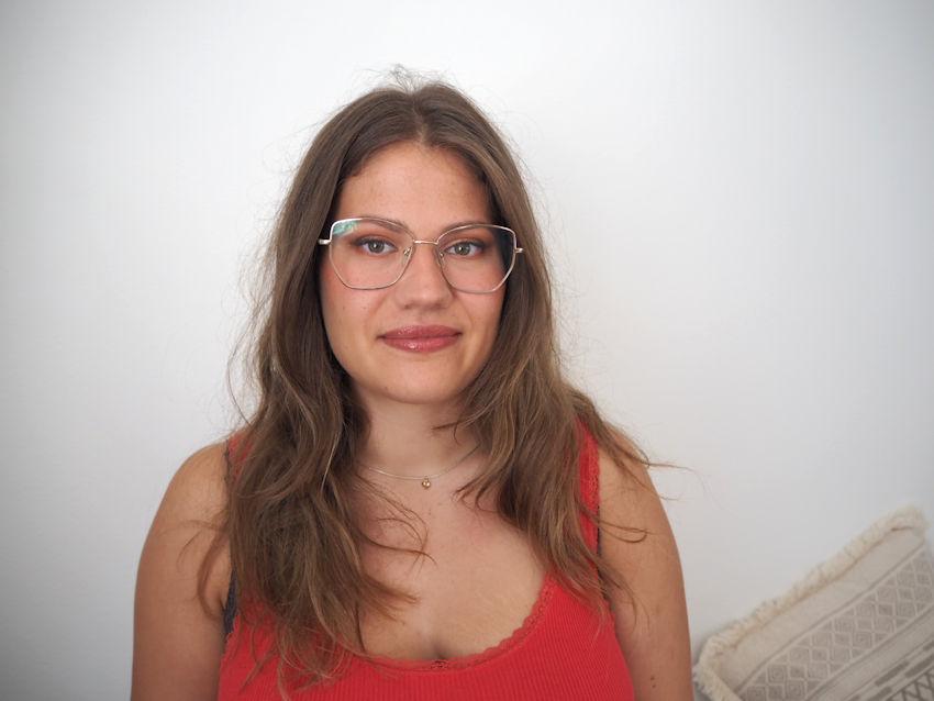 makeup monday jassu glasses bronze makeup