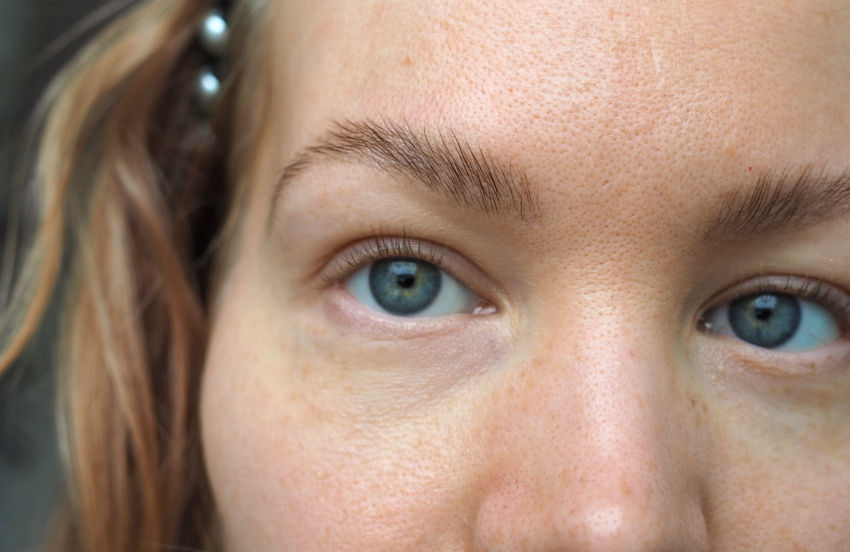 brow lift with brow gel benefit brow setter