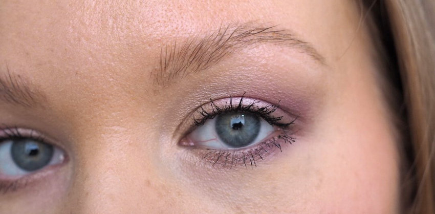 light purple eye makeup
